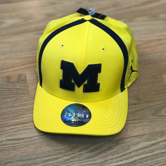 fbb0d599ea7 Jordan University of Michigan Hat
